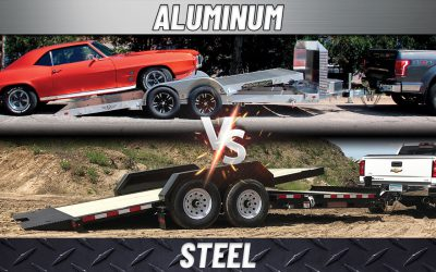 Aluminum vs. Steel Trailers