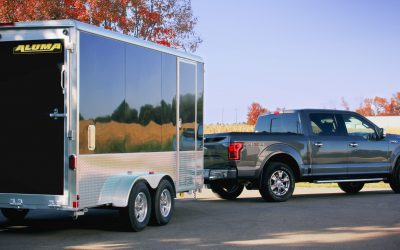 The Best Enclosed Trailer Features for the Midwest Climate