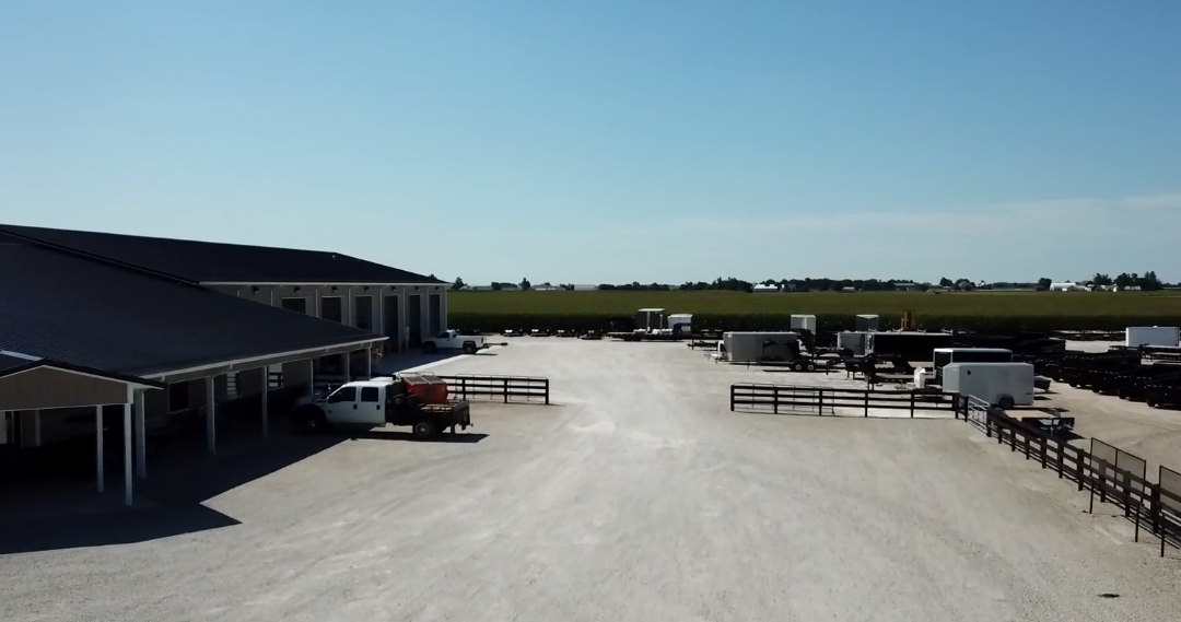 The Best Priced Trailers in Iowa